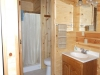 Cabin Rentals in Lake of the Woods - Bathroom
